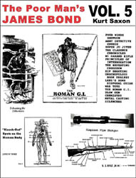 The Poor Man's James Bond; Volume 5
