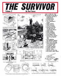 THE SURVIVOR; Volume 2